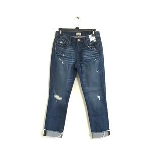 J Crew Slim boyfriend jean in Silverwood wash